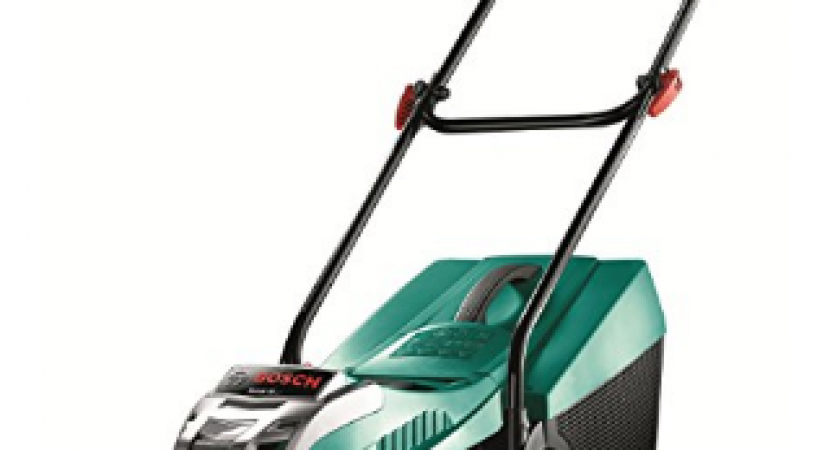 bosch rotak 32 li ergoflex cordless lawn mower review. Black Bedroom Furniture Sets. Home Design Ideas