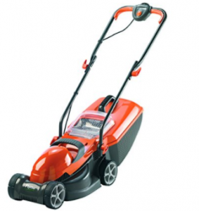 Flymo Chevron Electric Wheeled Rotary Lawnmower 32 V image 1