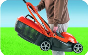Flymo Chevron Electric Wheeled Rotary Lawnmower 32 V image 3