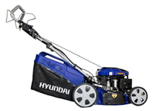 Hyundai 159cc 4-in-1 Self-Propelled Electric Start Petrol Lawn Mower  image 2