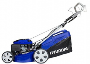 Hyundai 159cc 4-in-1 Self-Propelled Electric Start Petrol Lawn Mower  1