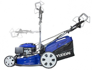 Hyundai 196cc Electric Start Self Propelled 4-in-1 Rotary Petrol  image 2
