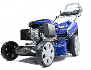 Hyundai 196cc Electric Start Self Propelled 4-in-1 Rotary Petrol  image 1