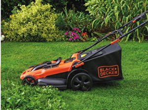 BLACK+DECKER 36 V Lithium-Ion Autosense Mower image 2