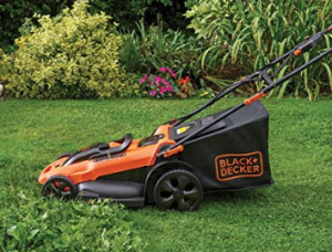 Black + Decker CLMA4820L2-GB Cordless Autosense Lawnmower image 2