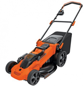 Black + Decker CLMA4820L2-GB Cordless Autosense Lawnmower image 1