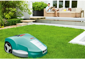 Bosch Indego Cordless Lithium-Ion Robotic Lawn Mower image 2