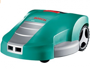 Bosch Indego Cordless Lithium-Ion Robotic Lawn Mower image 1