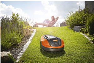 Flymo 1200R Lithium-Ion Robotic Lawnmower image 3