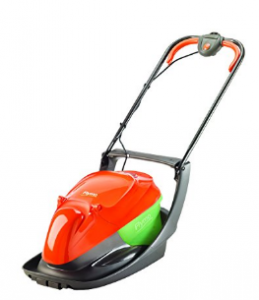 Flymo Easi Glide 330VX Electric Hover Collect Lawnmower 1400W image 1