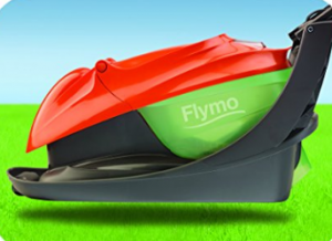 Flymo Easi Glide 330VX Electric Hover Collect Lawnmower 1400W image 2