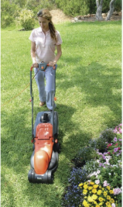 Flymo Easimo Electric Wheeled Rotary Lawnmower image 2