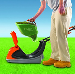 Flymo Glider 330 Electric Hover Collect Lawnmower 1450 W  image 3