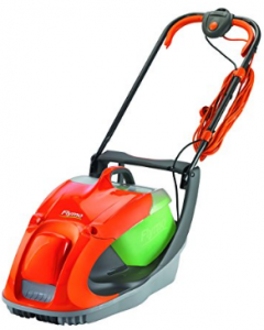 Flymo Glider 330 Electric Hover Collect Lawnmower 1450 W  image 1
