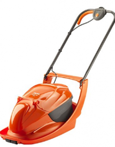 Flymo HoverVac 280 Electric Hover Collect Lawnmower image 1