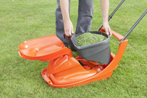 Flymo HoverVac 280 Electric Hover Collect Lawnmower image 2