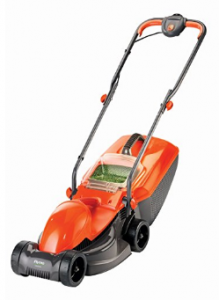 Flymo Visimo Electric Wheeled Rotary Lawn Mower image 1