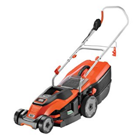 BLACK DECKER Edge Max Lawn Mower with 38 cm Cut image 3