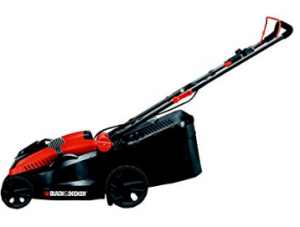 BLACK+DECKER Lithium-Ion Lawn Mower with Two 2 Ah Batteries image 3